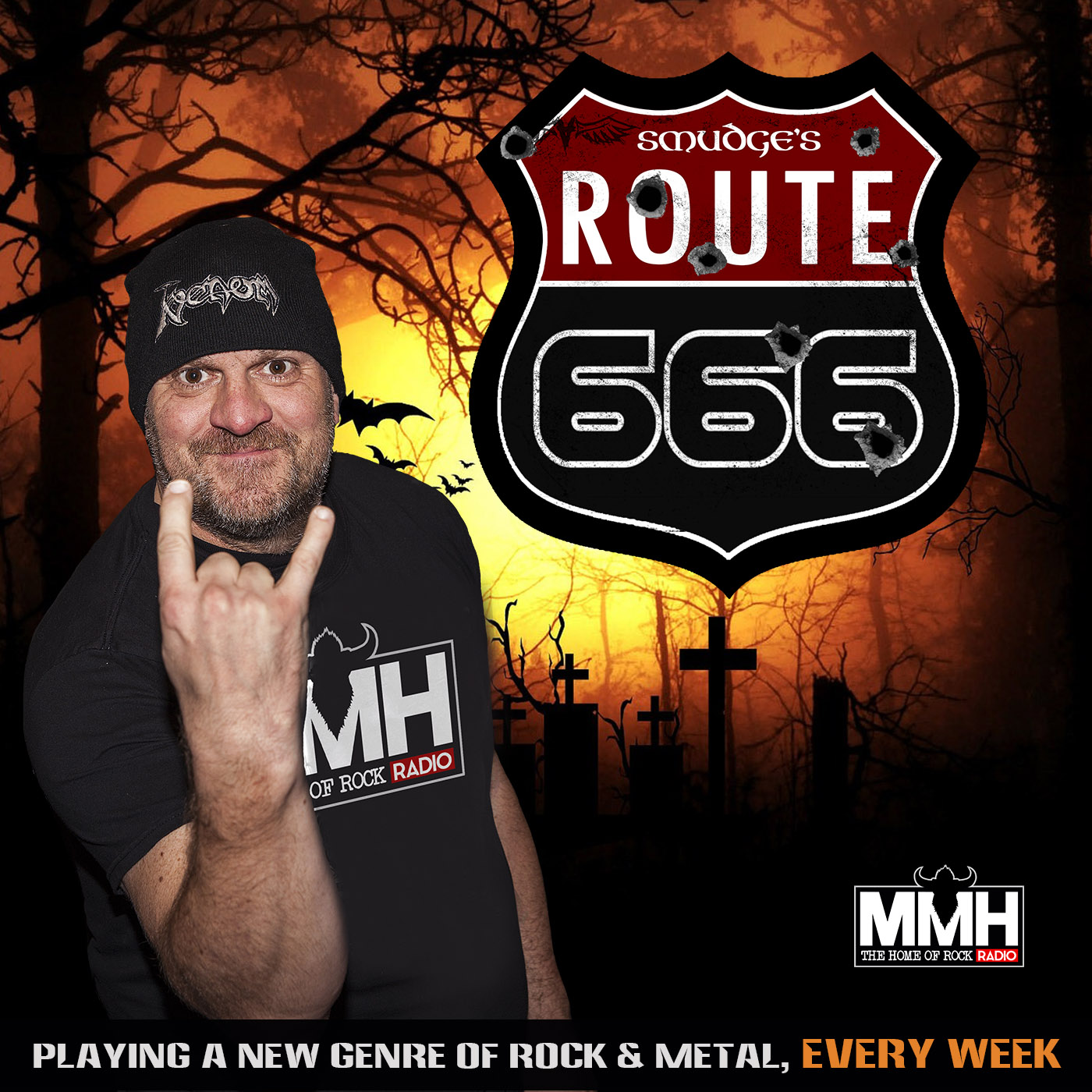 MMH - The Home Of Rock Radio