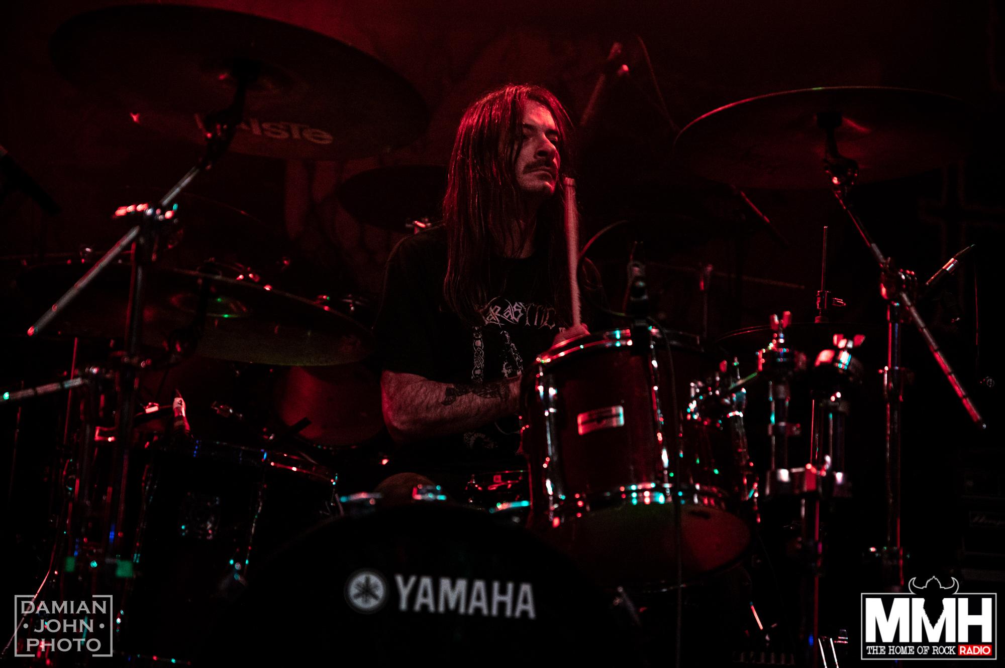 american heavy metal band bat performing at the O2 Institute birmingham